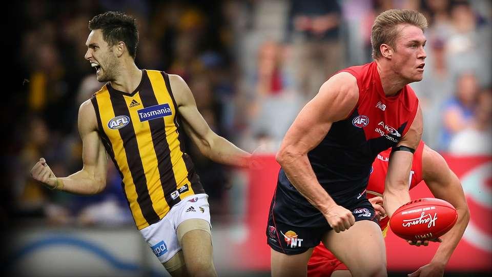 First Semi Final: Hawks vs Demons AFL DFS Lineup Tips