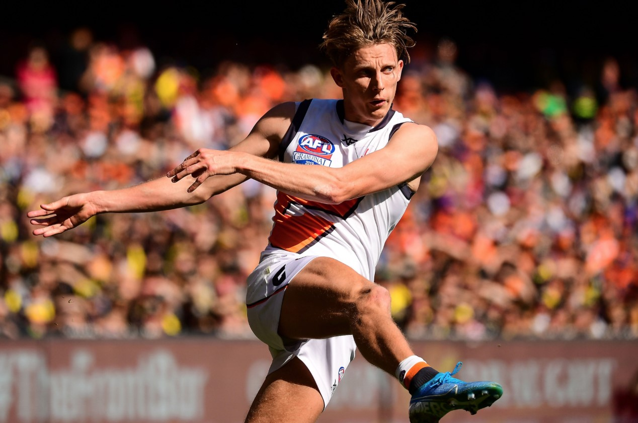 AFL 2020 Daily Fantasy Tips: Round 8 - Giants v Tigers