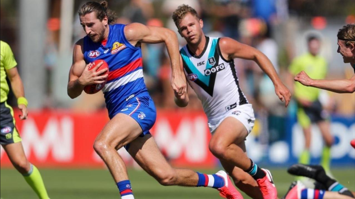 AFL 2020 Daily Fantasy Tips: Round 10 - Power v Bulldogs