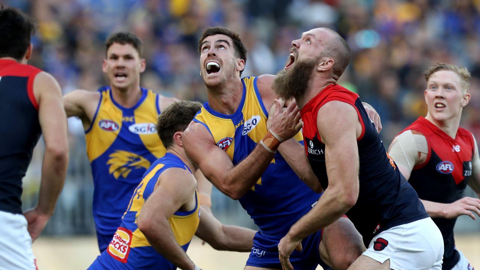 Second Preliminary Final: Eagles vs Demons AFL DFS Lineup Tips