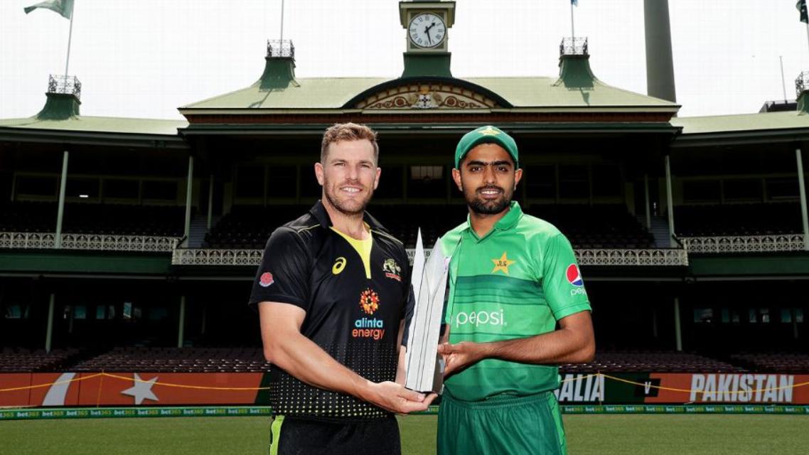 T20 International: Australia vs Pakistan - Game 1