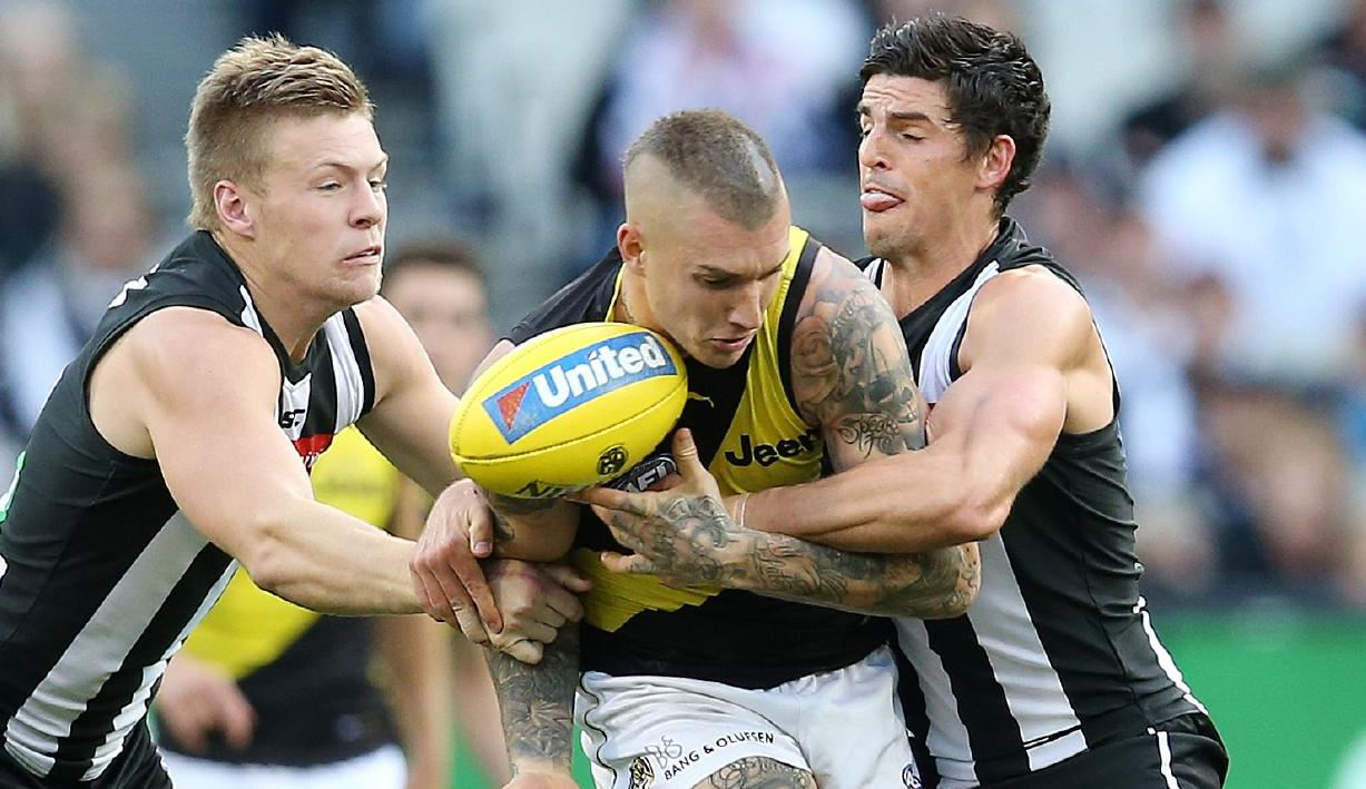 EARLY LOOK - AFL DFS Collingwood v Richmond Round 2 2020