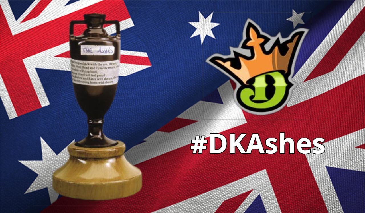 DraftKings presents the 2020 Ashes