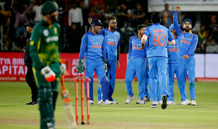 ICC World Cup – South Africa vs India