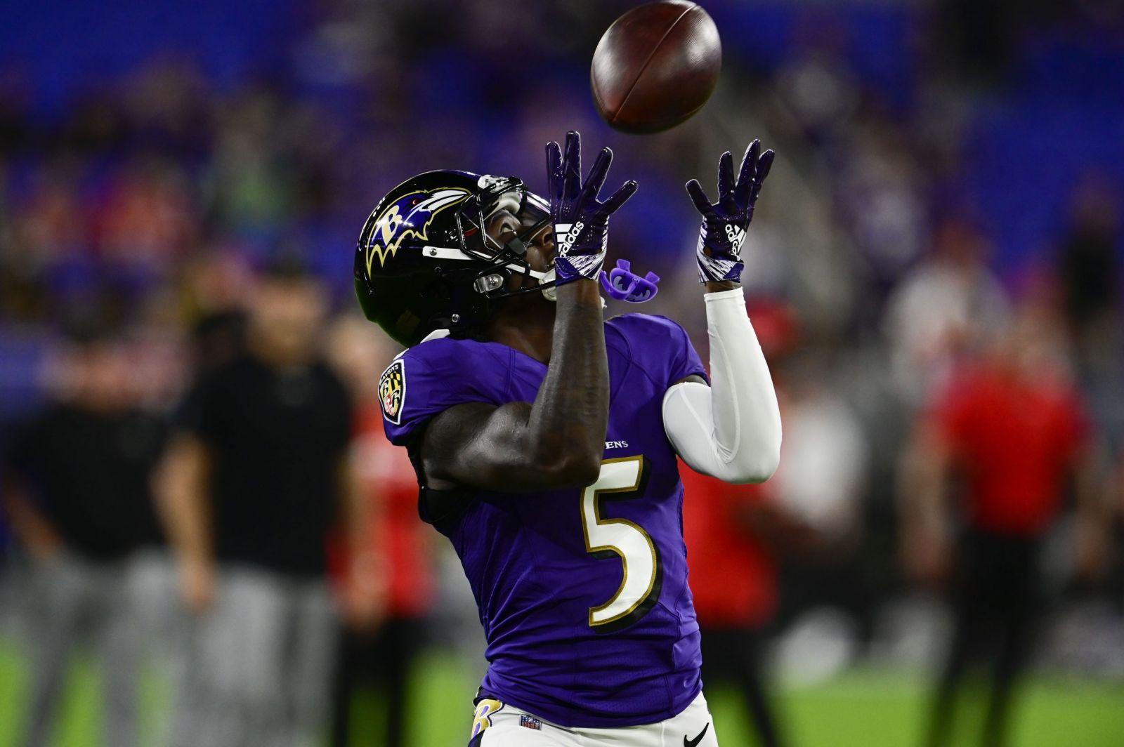 NFL 2021-22 Daily Fantasy Tips: Ravens v Colts