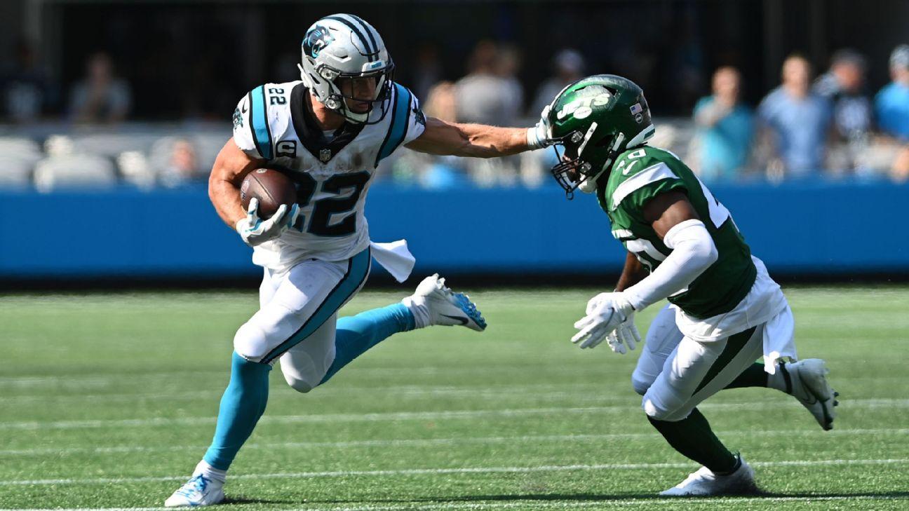 NFL 2021-22 Daily Fantasy Tips: Panthers v Texans