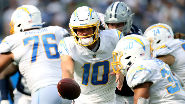 NFL 2021-22 Daily Fantasy Tips: Chargers v Raiders