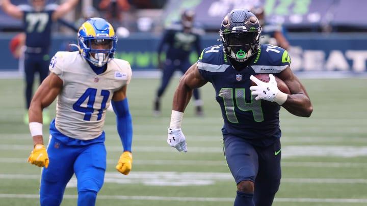 NFL 2021-22 Daily Fantasy Tips: Seahawks v Rams