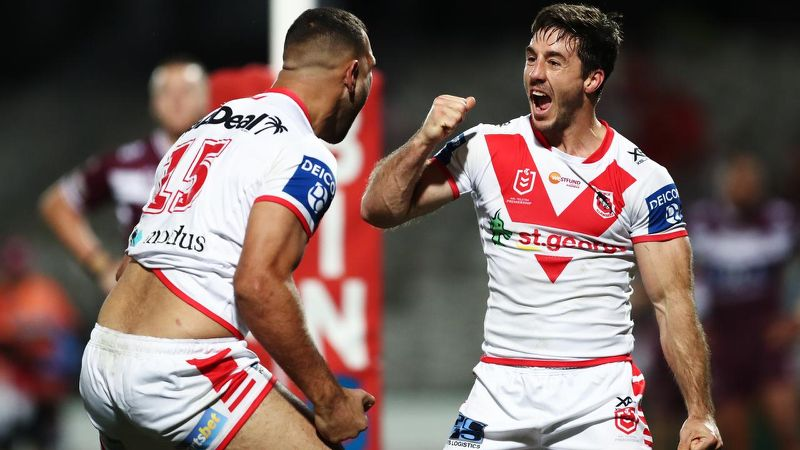 NRL 2020 Fantasy Tips: Round 13 - Dragons v Roosters