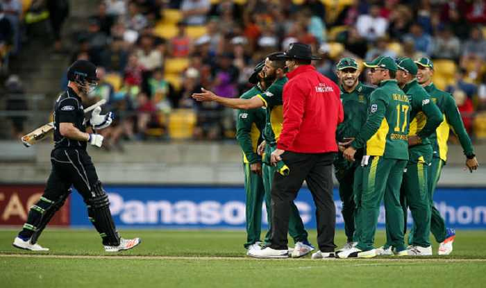 ICC World Cup – New Zealand vs South Africa