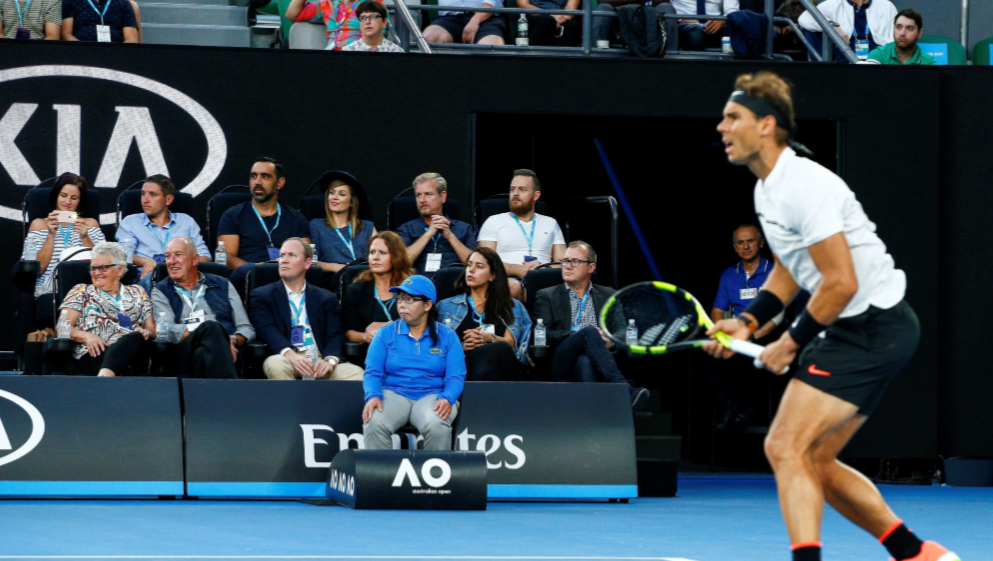 DraftKings Australia Announce Australian Open Experience