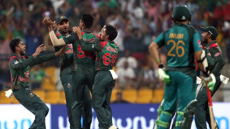 ICC World Cup – Pakistan vs Bangladesh