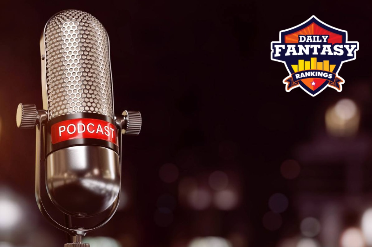 DFR Podcast #027 - AFL DraftKings Launch with Jayk123