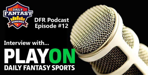 DFR Podcast Returns for 2018 - Interview with PlayON's Jonathan Moreland