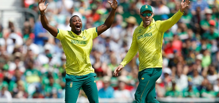 ICC World Cup – South Africa vs West Indies