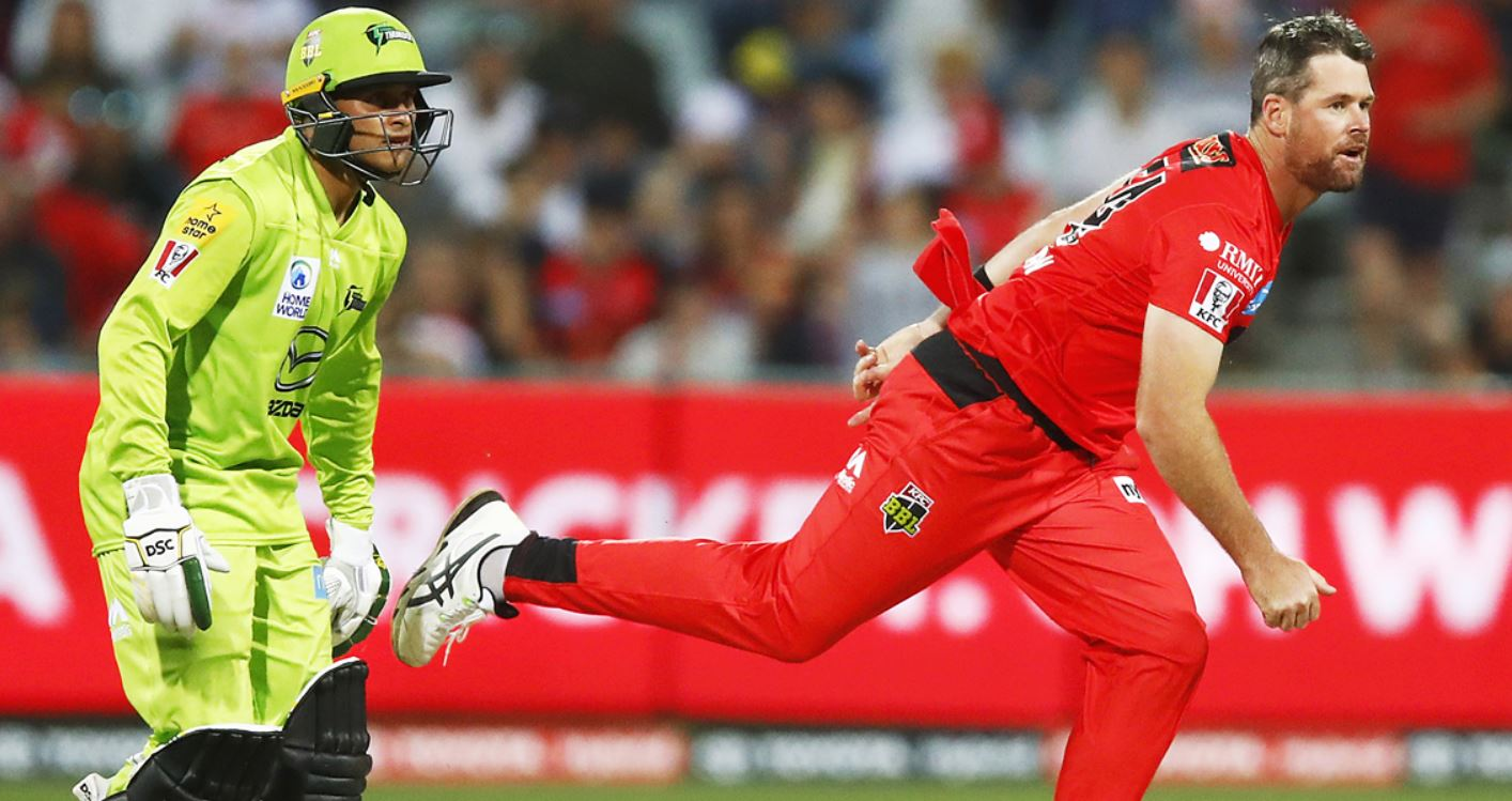 BBL09 Fantasy Tips: Thunder vs Renegades