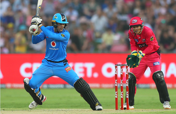 BBL09 Fantasy Tips: Strikers vs Sixers