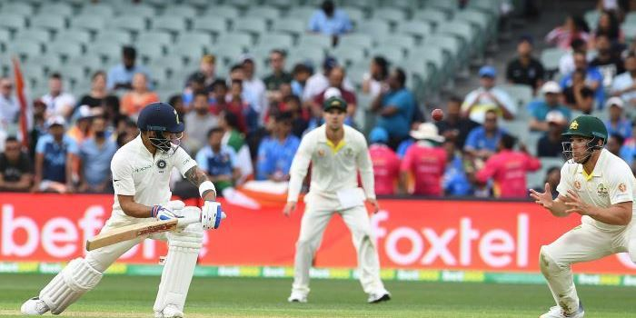 Test Cricket: Australia v India 2nd Test