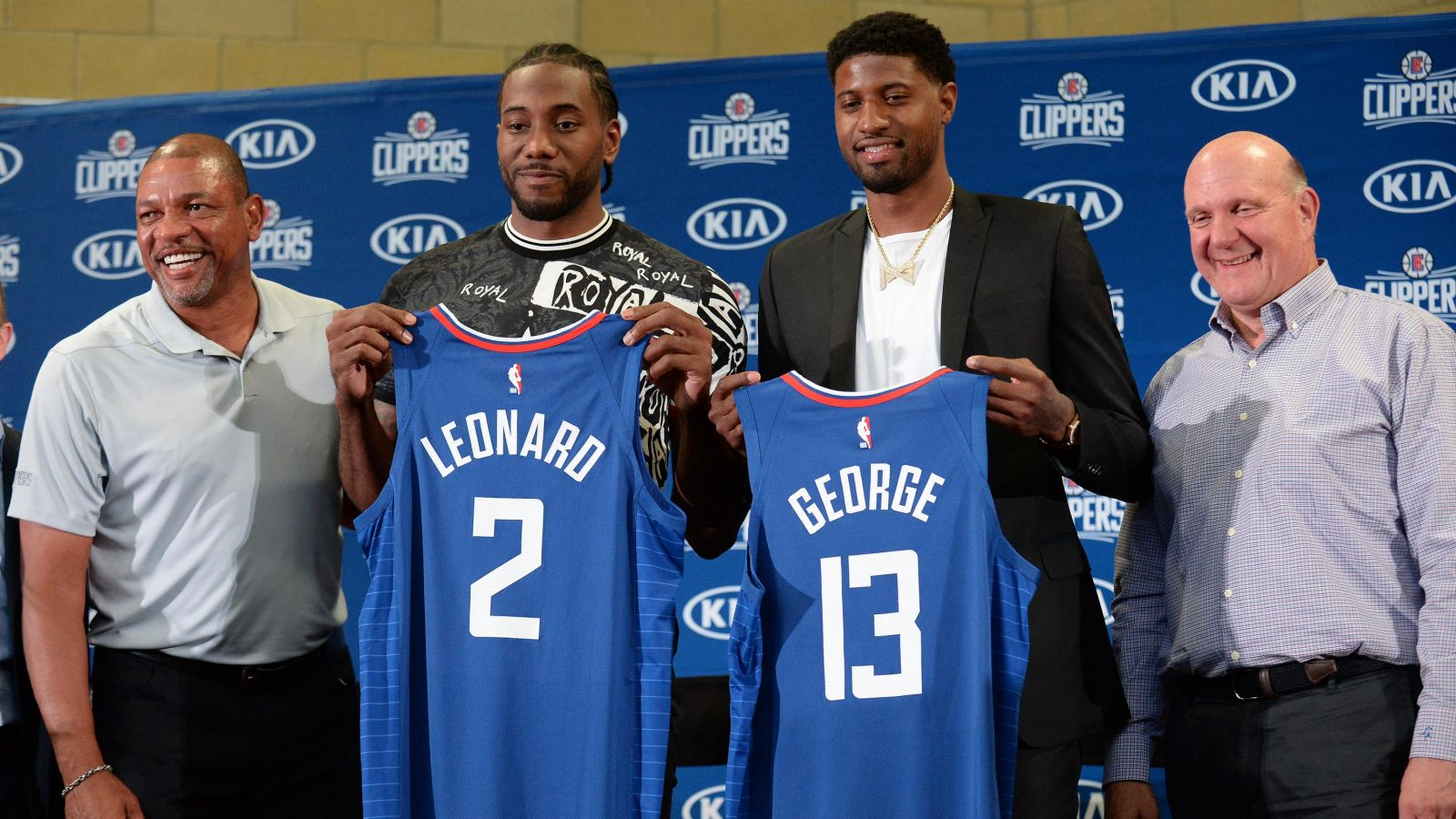 2019-20 NBA Futures: Western Conference