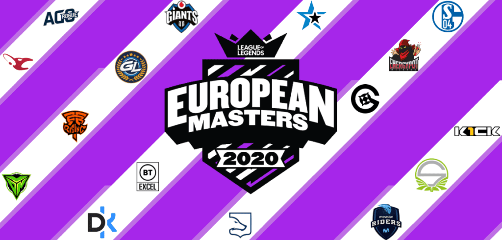 2020 League of Legends European Masters Fantasy Tips: Saturday 25th April