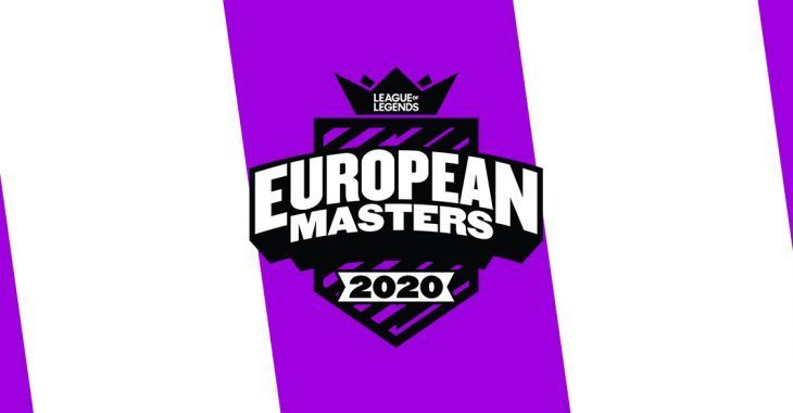 2020 League of Legends European Masters Fantasy Tips: Friday 1st May