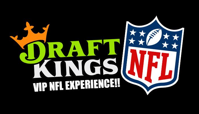 'jbarrett16' DraftKings NFL Experience