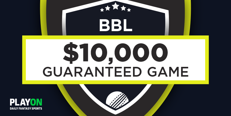 PlayON BBL Qualifier: Beat DFR and Win Money Back!