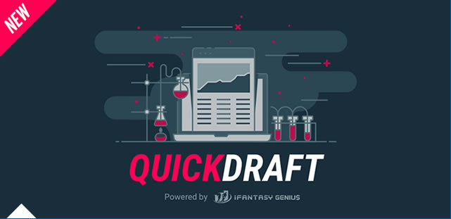 QuickDraft launches on Draftstars mobile app