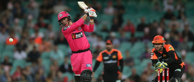 BBL09 Fantasy Tips: Scorchers vs Sixers
