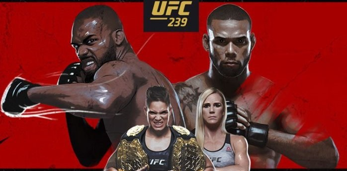 Fantasy MMA: UFC 239 Preview