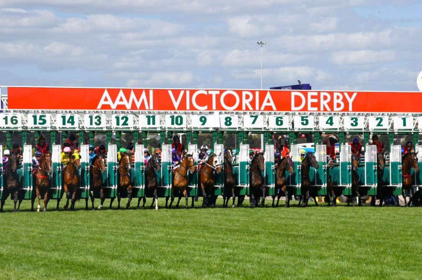 """The Swoopers"" SportChamps Victoria Derby Day 02-11-19"